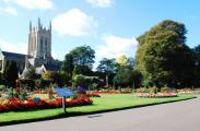 Our Bury St Edmunds, Abbey Gardens, Bury St Edmunds.