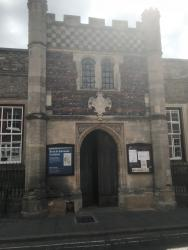 Our Bury St Edmunds, The Guildhall , Bury St Edmunds.