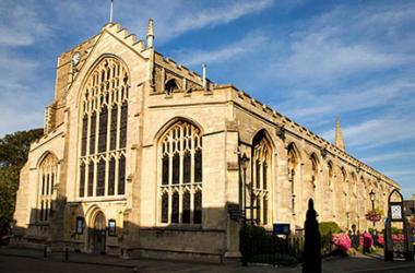 Our Bury St Edmunds, St Marys Church, Bury St Edmunds.