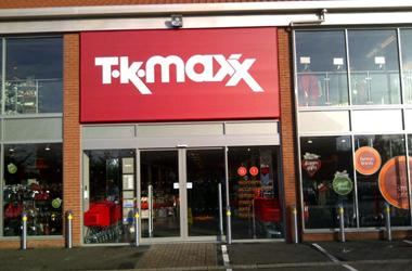 Our Bury St Edmunds, TK Maxx, Bury St Edmunds.
