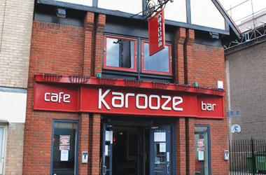 Our Bury St Edmunds, Karooze Cafe Bar, Bury St Edmunds.