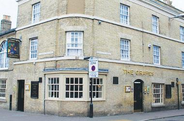 Our Bury St Edmunds, The Grapes, Bury St Edmunds.