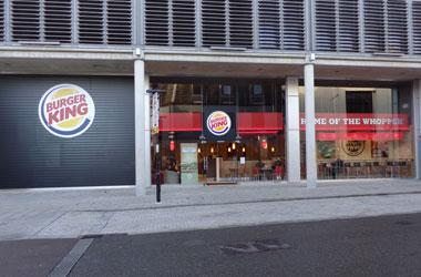 Our Bury St Edmunds, Burger King, Bury St Edmunds.
