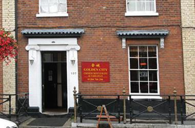 Our Bury St Edmunds, Golden City Chinese Restaurant , Bury St Edmunds.
