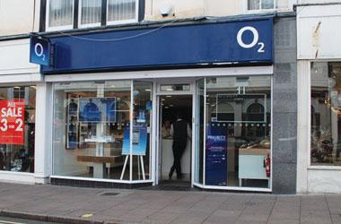 Our Bury St Edmunds, O2, Bury St Edmunds.