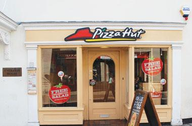 Our Bury St Edmunds, Pizza Hut, Bury St Edmunds.