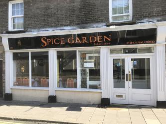 Our Bury St Edmunds, Spice Garden, Bury St Edmunds.
