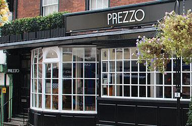 Our Bury St Edmunds, Prezzo, Bury St Edmunds.