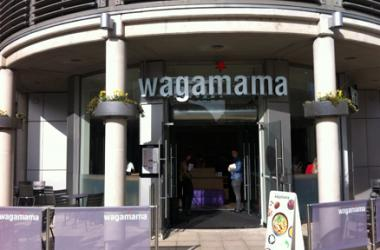 Our Bury St Edmunds, wagamama, Bury St Edmunds.