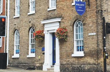 Our Bury St Edmunds, Willett & Co, Bury St Edmunds.