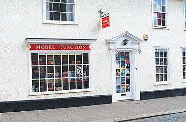 Our Bury St Edmunds, Model Junction, Bury St Edmunds.