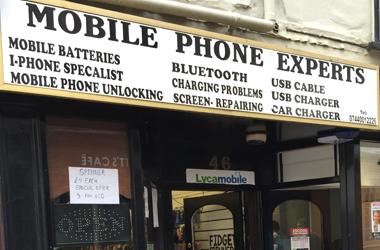 Our Bury St Edmunds, Mobile Phone Experts, Bury St Edmunds.