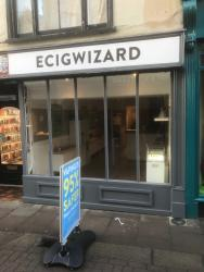 Our Bury St Edmunds, Ecigwizard, Bury St Edmunds.