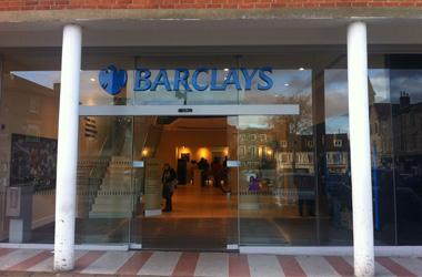 Our Bury St Edmunds, Barclays Bank, Bury St Edmunds.