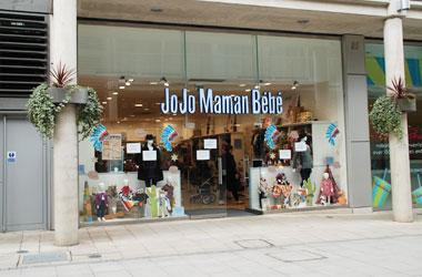Our Bury St Edmunds, JoJo Maman Bebe, Bury St Edmunds.
