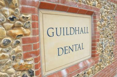 Our Bury St Edmunds, Guildhall Dental Practice, Bury St Edmunds.
