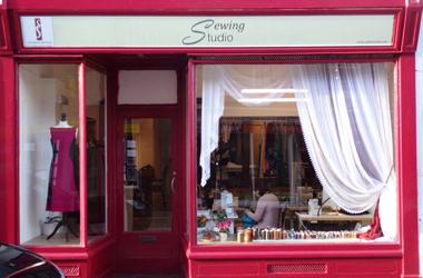 Our Bury St Edmunds, Sewing Studio, Bury St Edmunds.