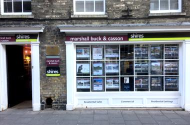 Our Bury St Edmunds, Marshall Buck & Casson, Bury St Edmunds.