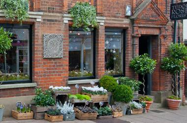 Our Bury St Edmunds, Tudor Rose Florist, Bury St Edmunds.