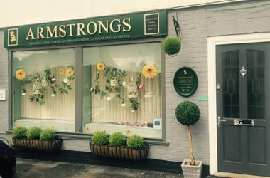 Our Bury St Edmunds, Armstrongs, Bury St Edmunds.