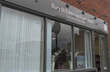 Our Bury St Edmunds, Co-operative Funeral Care, Bury St Edmunds.