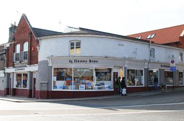 Art And Craft Shops In Bury St Edmunds