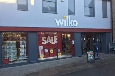 Our Bury St Edmunds, Wilko, Bury St Edmunds.