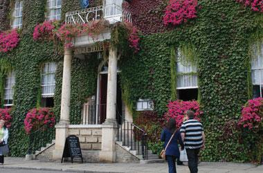 Our Bury St Edmunds, The Angel Hotel, Bury St Edmunds.
