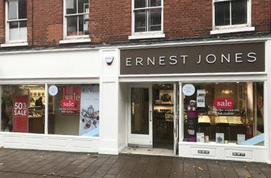 Our Bury St Edmunds, Ernest Jones, Bury St Edmunds.