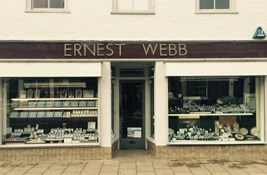 Our Bury St Edmunds, Ernest Webb, Bury St Edmunds.