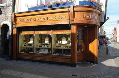 Our Bury St Edmunds, Thurlow Champness & Sons, Bury St Edmunds.