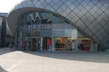 Our Bury St Edmunds, Debenhams, Bury St Edmunds.