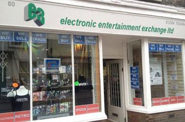 Our Bury St Edmunds, E3 - Electronic Exchange, Bury St Edmunds.