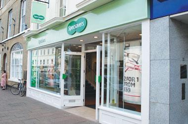 Our Bury St Edmunds, Specsavers, Bury St Edmunds.