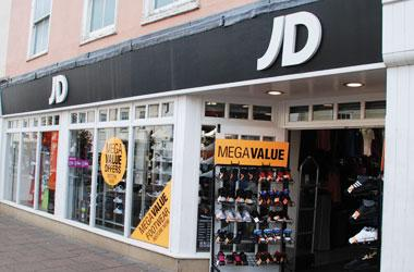 Our Bury St Edmunds, JD Sports, Bury St Edmunds.