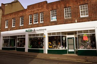 Our Bury St Edmunds, Revel Outdoors, Bury St Edmunds.