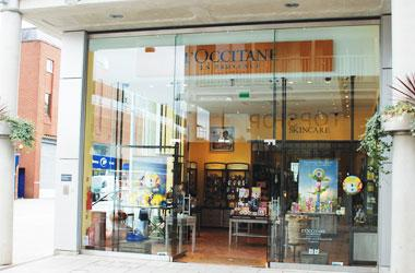 Our Bury St Edmunds, LOccitane, Bury St Edmunds.