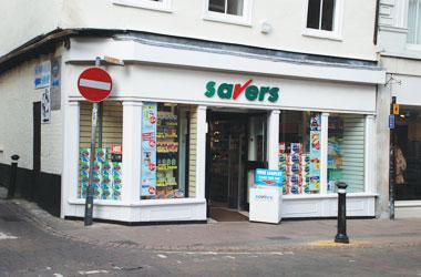 Our Bury St Edmunds, Savers, Bury St Edmunds.