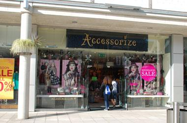 Our Bury St Edmunds, Accessorize, Bury St Edmunds.