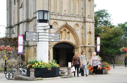 Tourism Bury St Edmunds