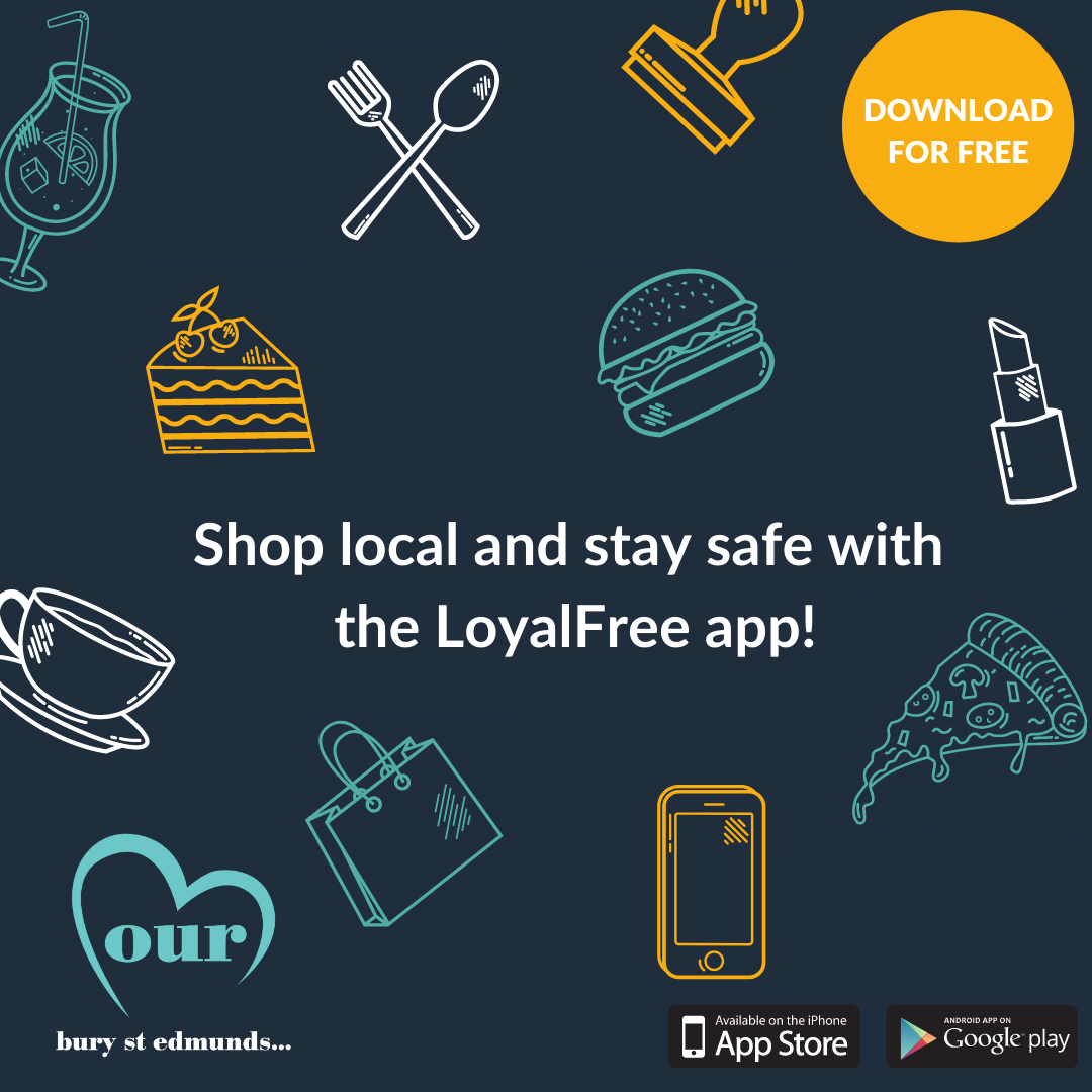 Shop local and stay safe with the LoyalFree app!