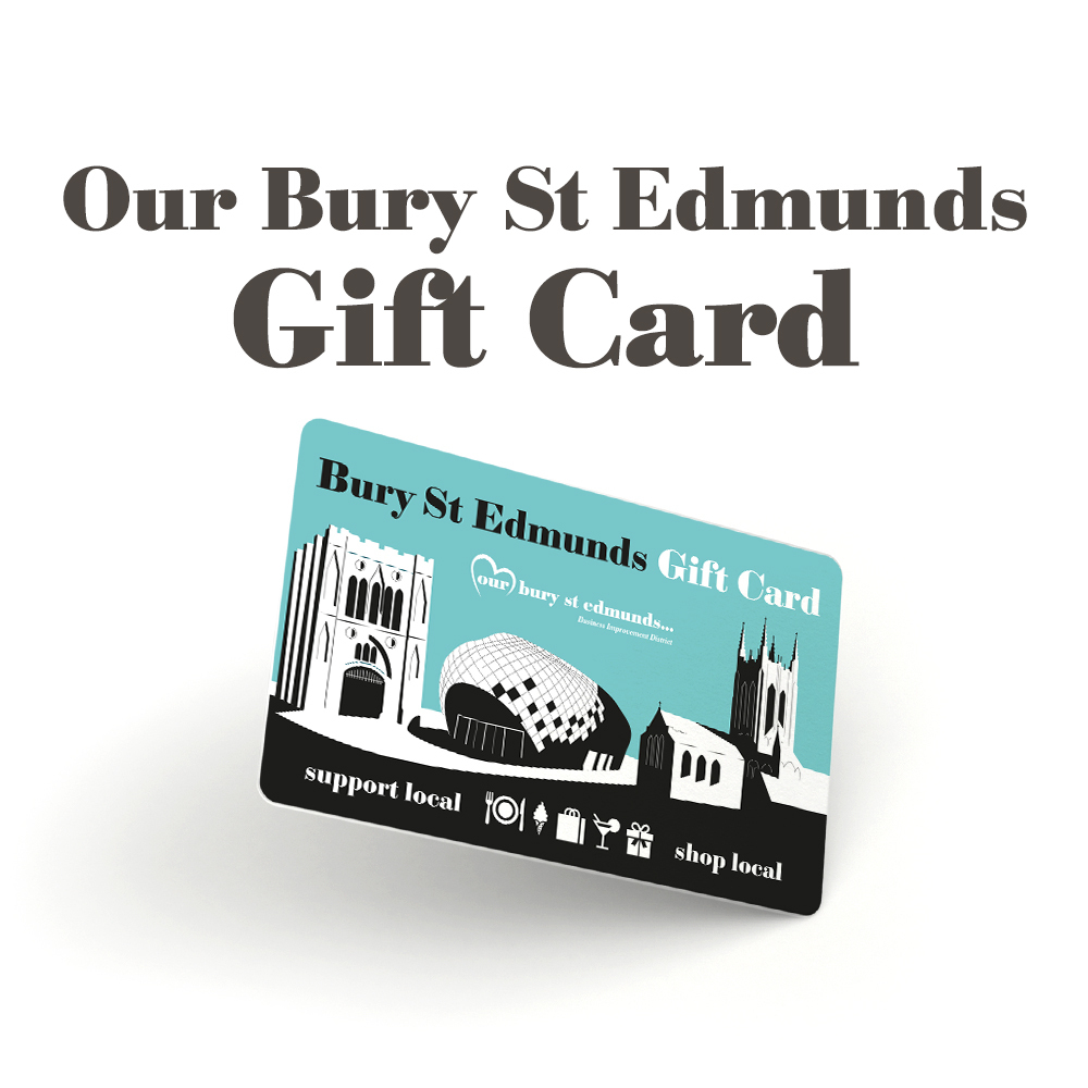 Our Bury St Edmunds - Gift Cards